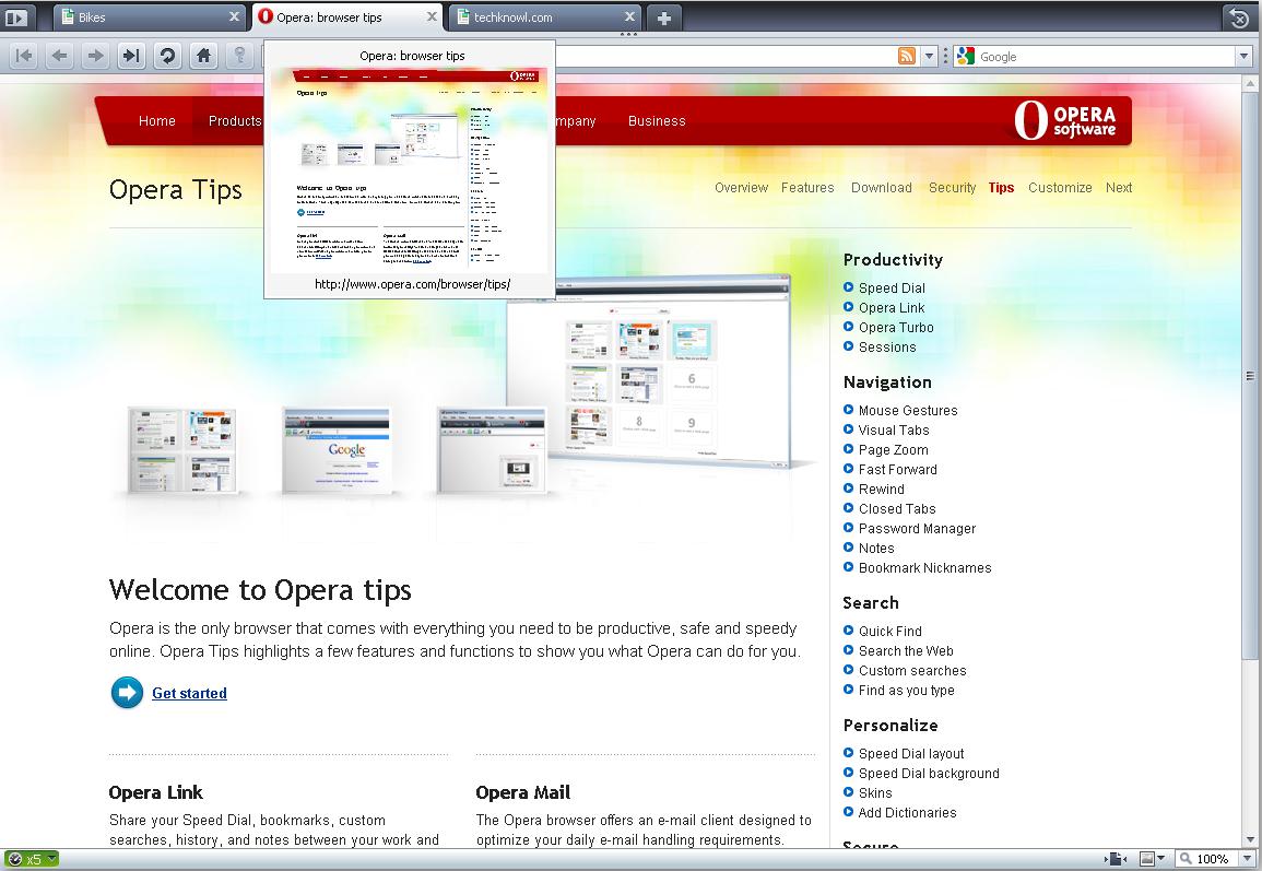 Как сделать скриншот сайта в опере